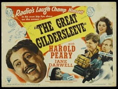 THE GREAT GILDERSLEEVE & X-MINUS ONE