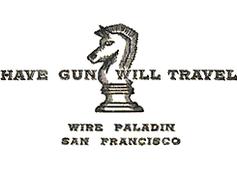 The Jack Benny Program & Have Gun, Will Travel