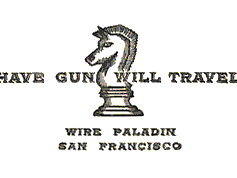 The Jack Benny Program & Have Gun, Will Travel