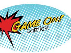 SciFi Dinnette Podcast: 257 – Game On Comics