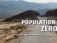"File 005: THE SIX MILLION DOLLAR MAN - ""Population: Zero"""