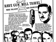 HAVE GUN WILL TRAVEL & THE JACK BENNY PROGRAM