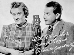 FIBBER McGEE & MOLLY and INFORMATION PLEASE