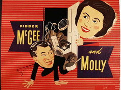 FIBBER McGEE AND MOLLY & BOSTON BLACKIE