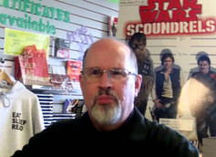 SciFi Diner Podcast: Ep. 250 – Our Interview with Timothy Zahn (Star Wars) and Our Discussion on the
