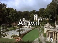 """001: """"Arrival"""""""