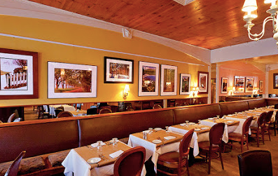 The Restaurant at Burdick's