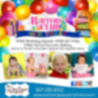 Birthday Club at Salt & Pepper Photography
