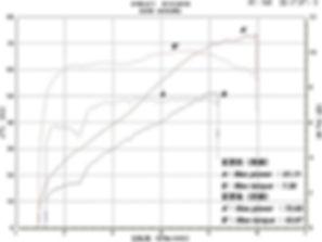 '09 XL1200 グラフ