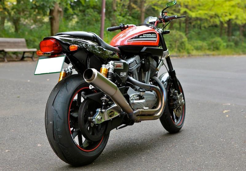 '09 XR1200 No.11