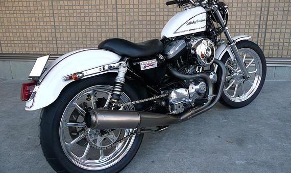 '02 XL1200S No.02