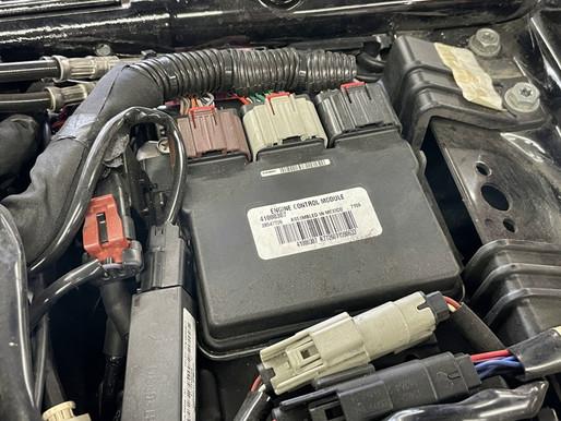 なんのエンジンでしょーか!?