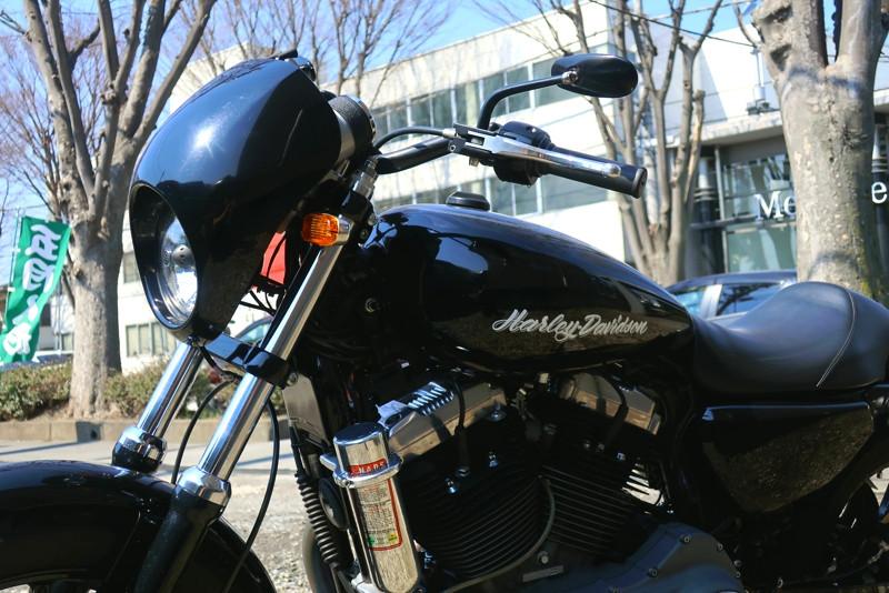 '09 XL1200N No.02