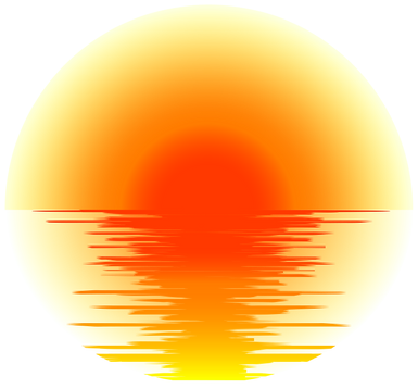 Sunset_Effect_PNG_Transparent_Clip_Art.p