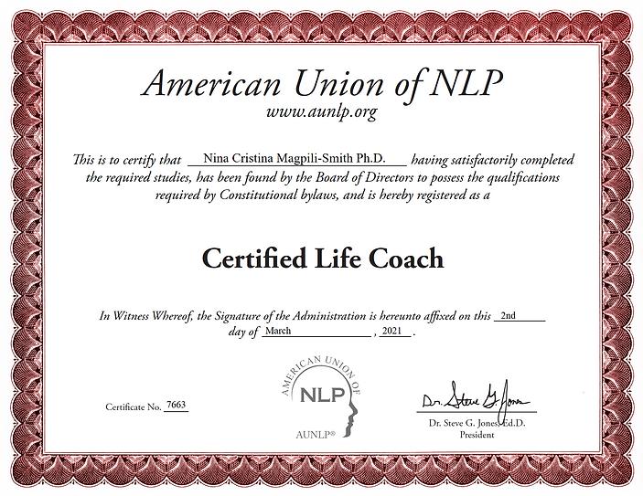 Life Coach Certification_Nina Magpili-Sm