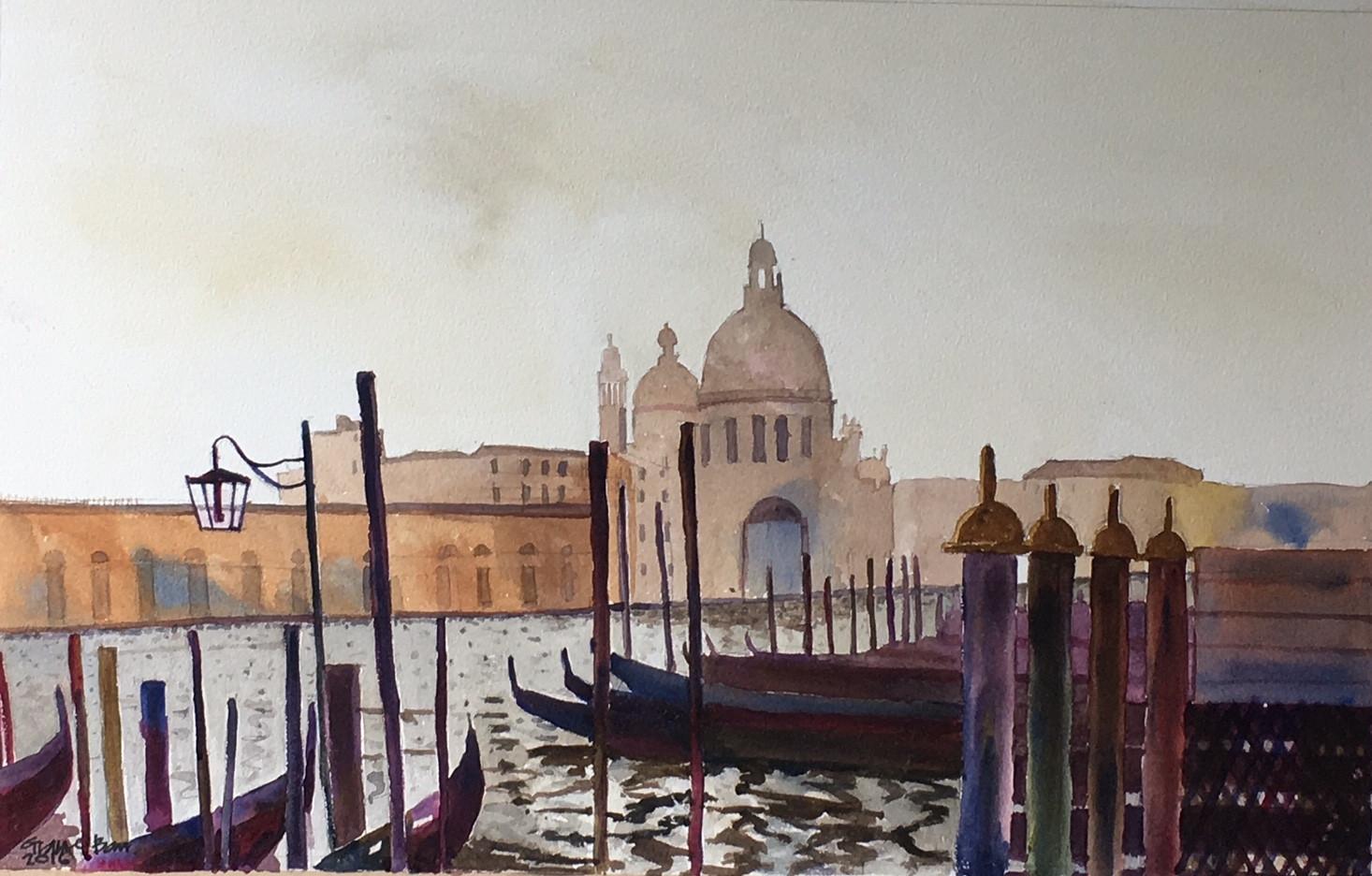 Waterfront Venice