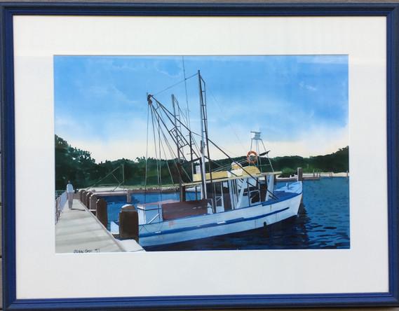 Fishing Boat, Brunswick Heads