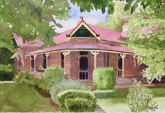 Principal's Residence Crookwell