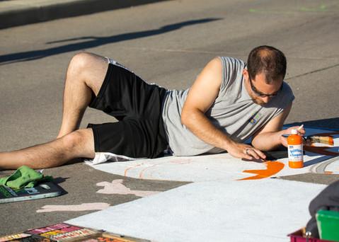 Artist Scott Meyer