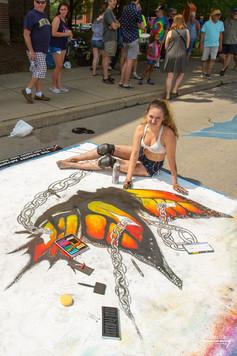 Artist Madi Radcliff