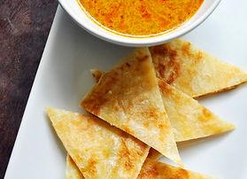 Paratha Roti with Curry Dip 03.jpg