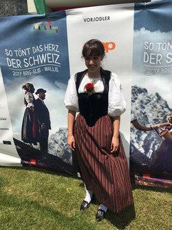 Anja Sterchi | Sekretärin