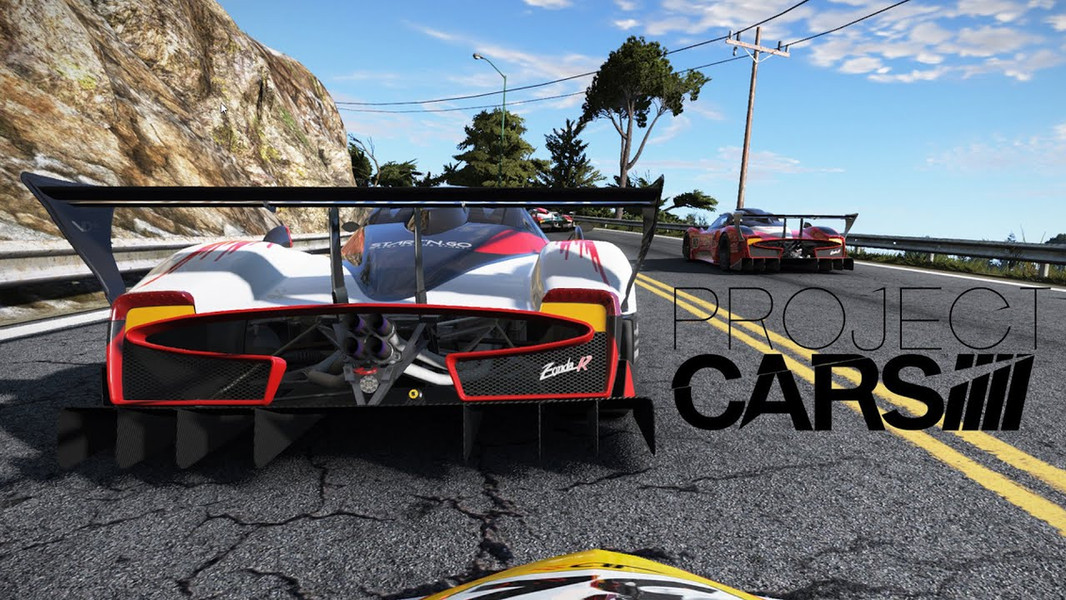 project cars one