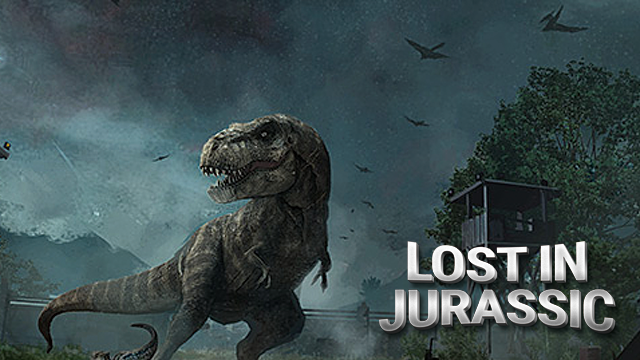 Lost Jarrasic