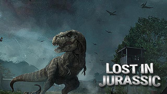 Lost Jarrasic