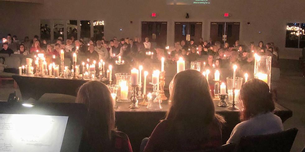 Christmas Candlelight Service 2020