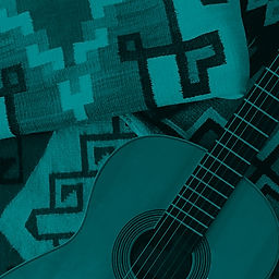 This Weekend Set List Guitar And Blanket