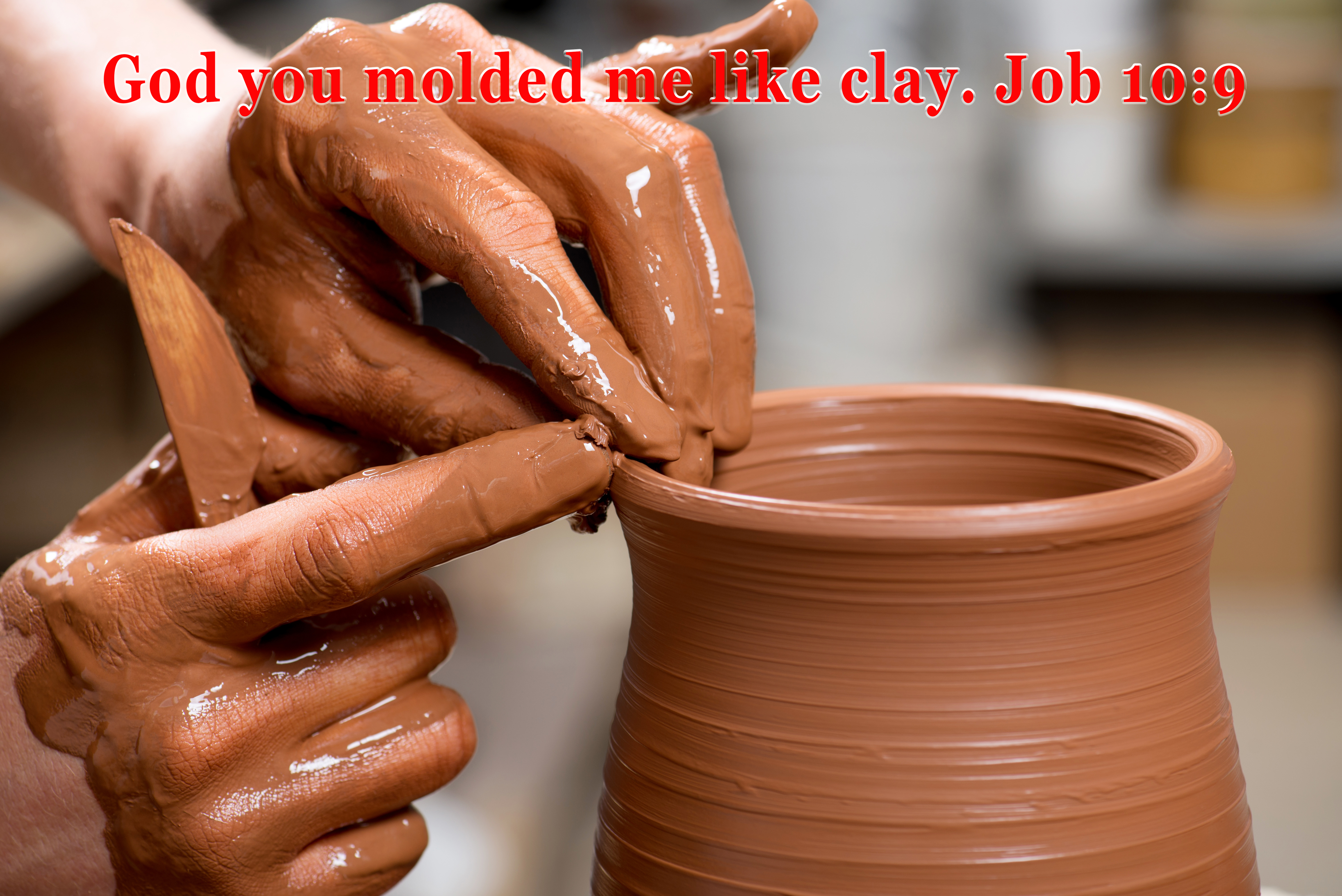 Job 10-9