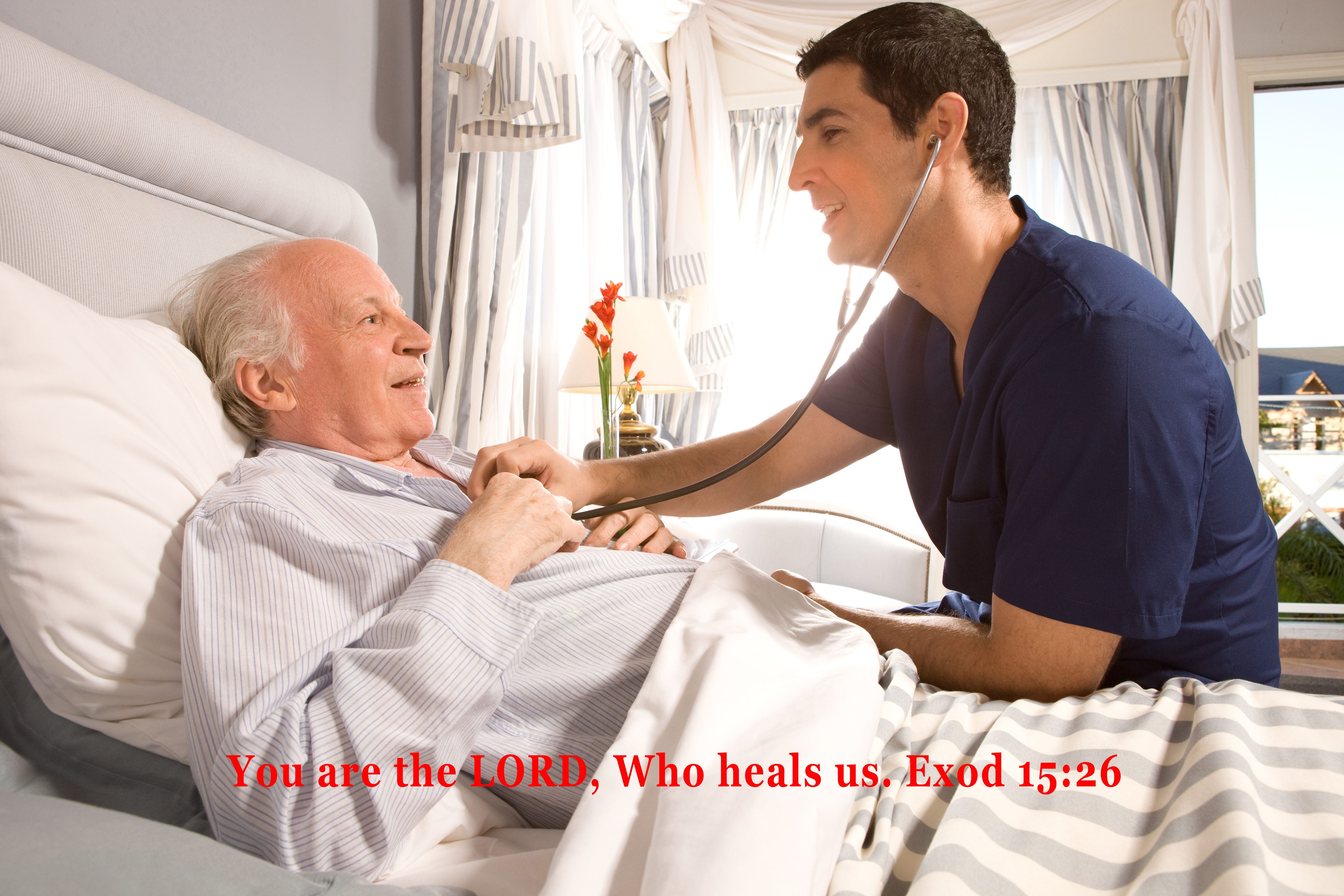 LORD Heals Us