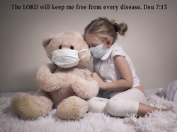 LORD will keep me free from every disease