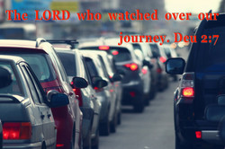 LORD who watcched our journey