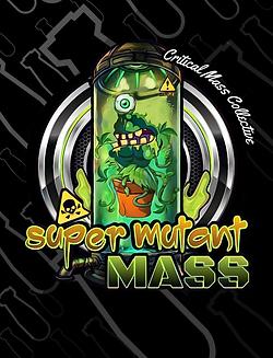Super Mutant Mass logo #CMC Background.p