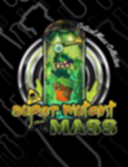 Super Mutant Mass logo #CMC Background.p