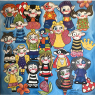 019 Stitches Collection Series 1 - MINI (whole set)