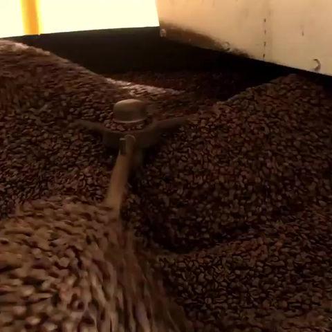 Torrando o café TOZAN