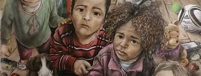 """The Kids - Dissatisfied Consumerism"", 2011"