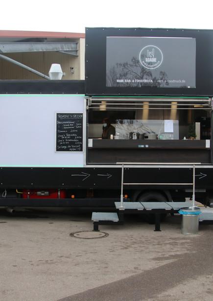 Foodtruck mieten München