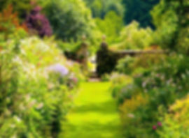 Cerney House Gardens Gloucestershire Foraging Course venu