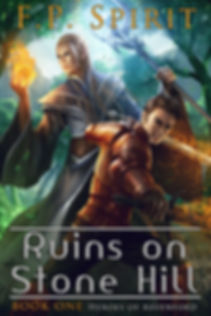 The Ruins on Stone Hill Cover