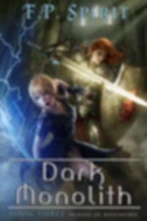 The Dark Monolith Cover