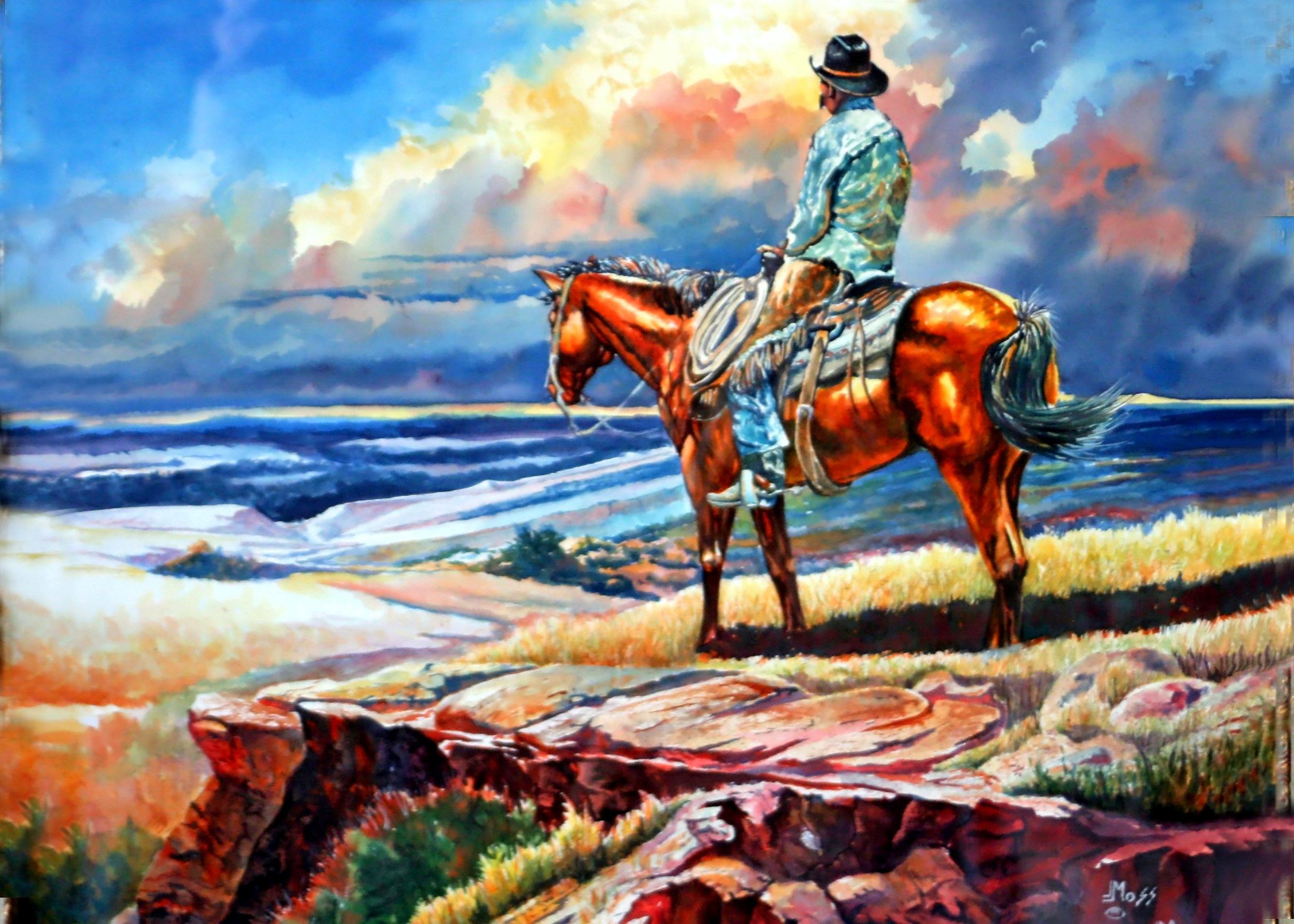 Cowboy Heavens