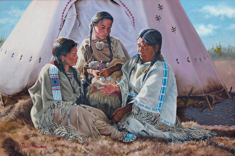 _Grandmother's Stories_ H24x36_.jpg