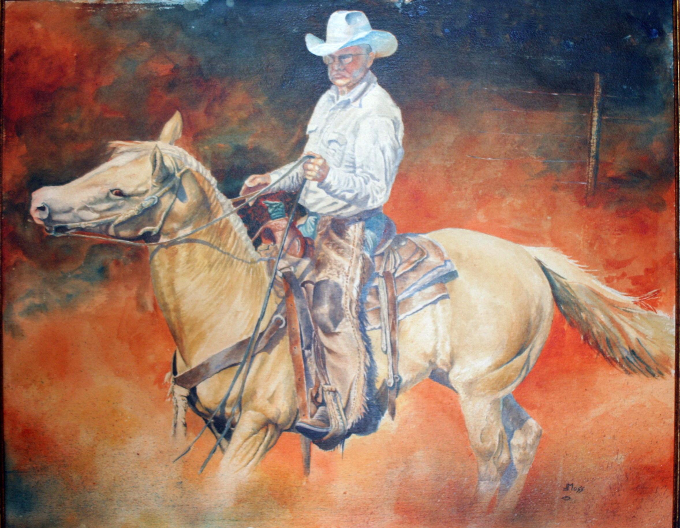 Cowboy Of Llano County