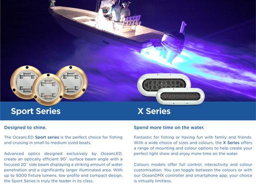 OceanLED Light. Years Ahead. Marine Lighting