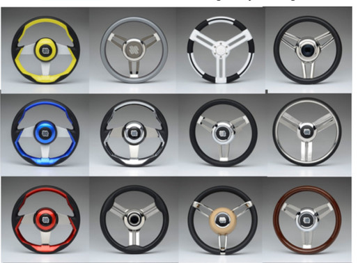 Uflex Steering presents the next generation of wheels!