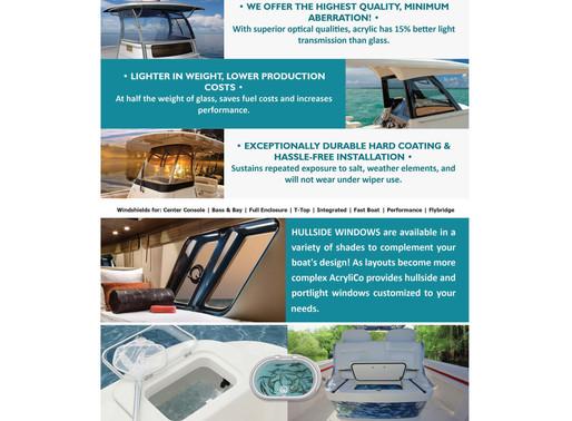 AcryliCo IBEX Innovation Award Winner